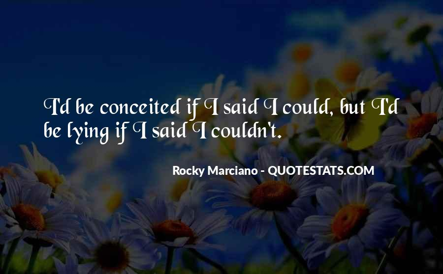 Best Rocky 1 Quotes #62201