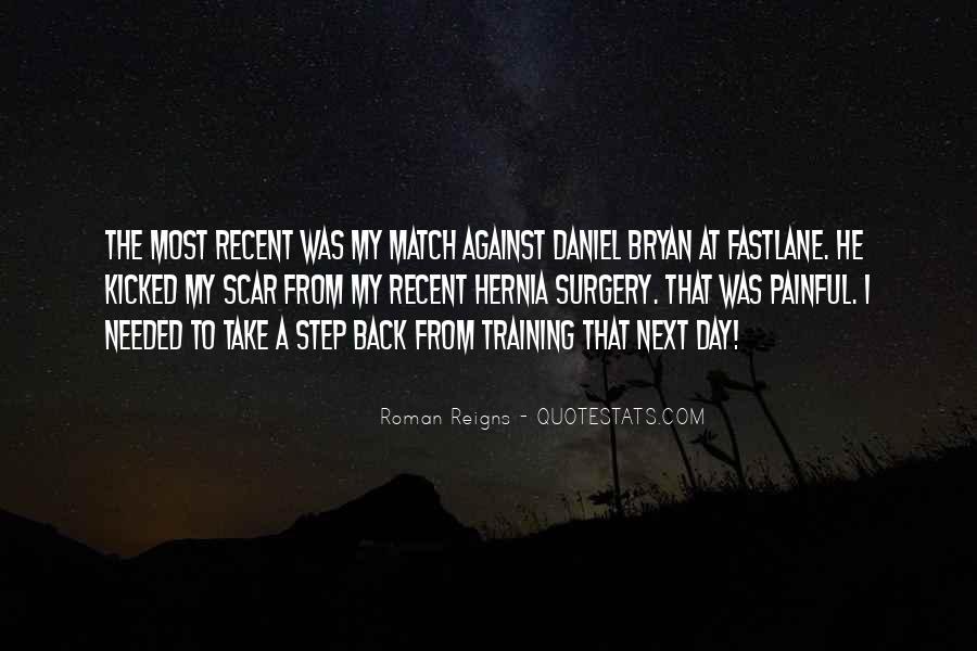 Best Roman Reigns Quotes #314337