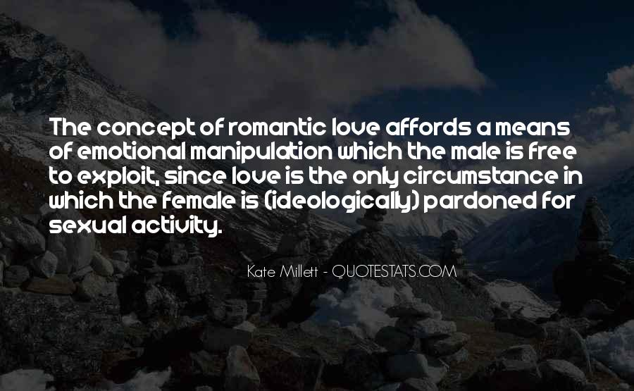 Best Romantic And Emotional Quotes #1392383