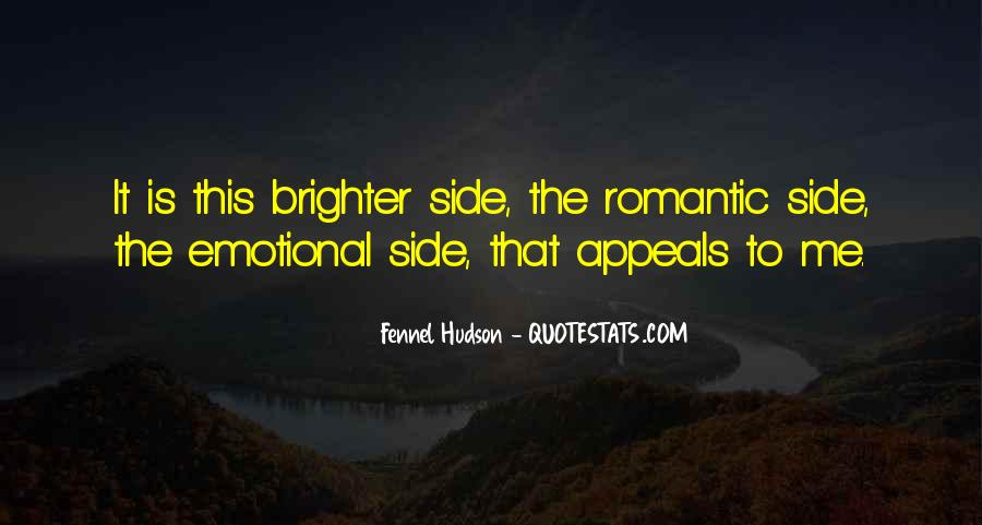 Best Romantic And Emotional Quotes #335402