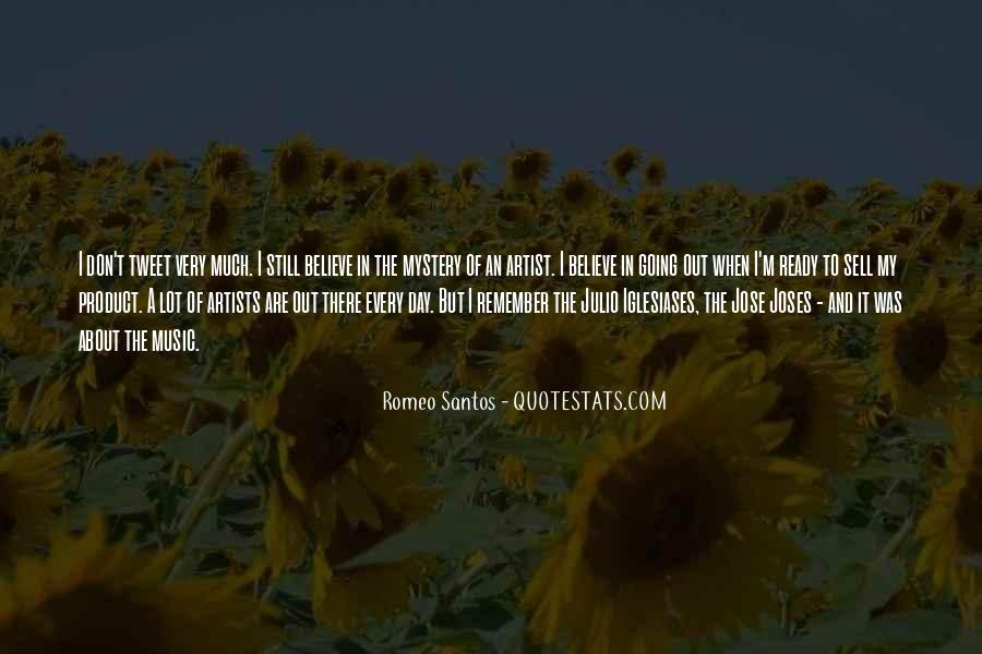 Best Romeo Santos Quotes #160372