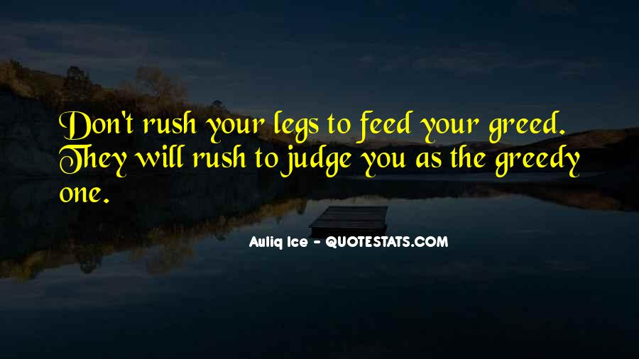 Best Rushing Quotes #50302