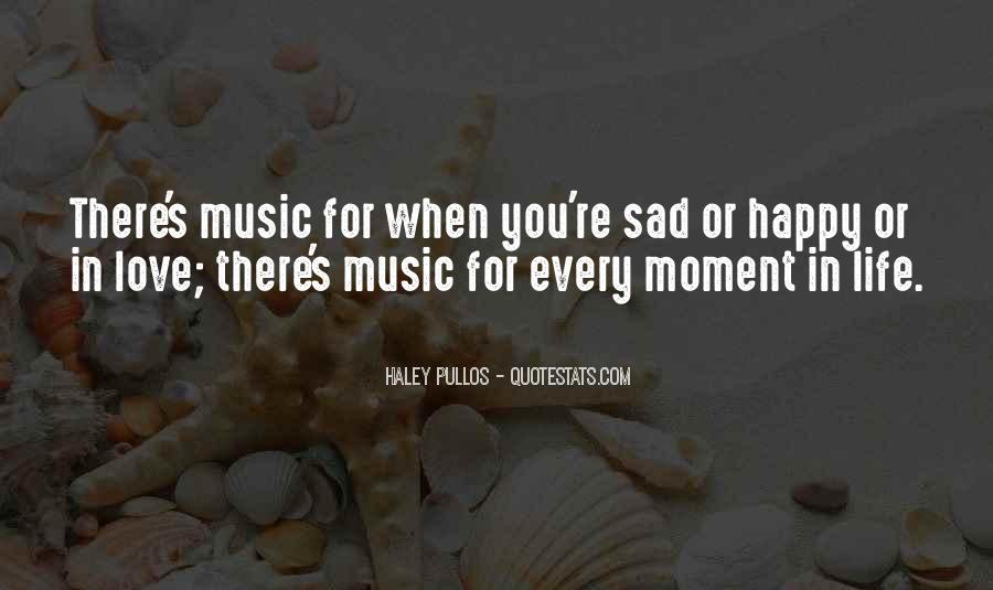Best Sad Love Quotes #105702