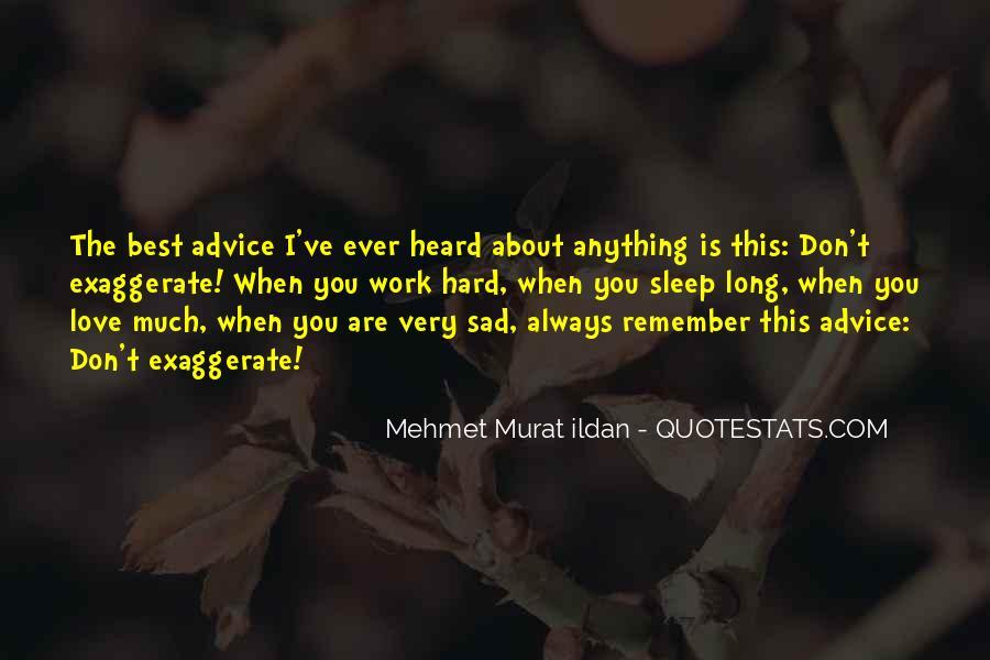 Best Sad Love Quotes #1507161