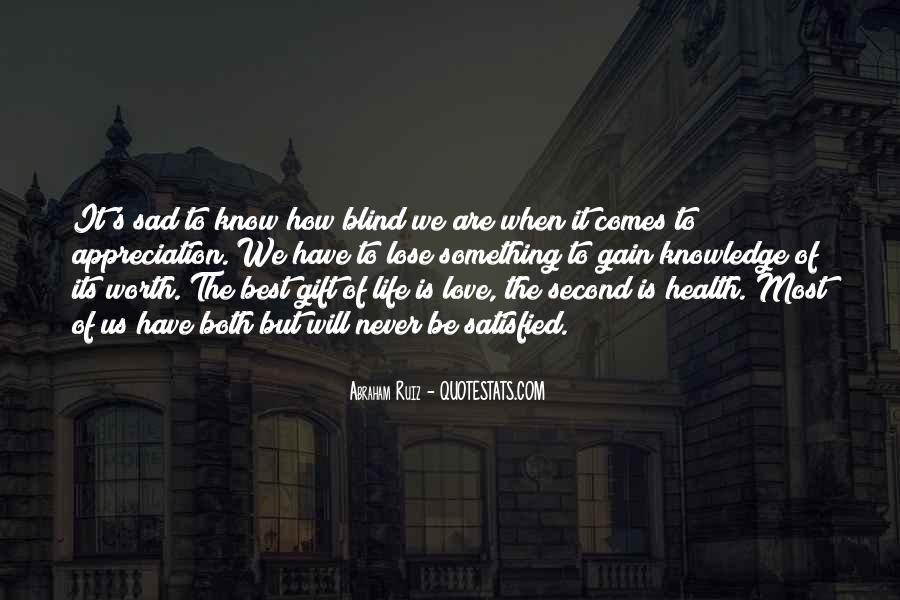 Best Sad Love Quotes #1813894