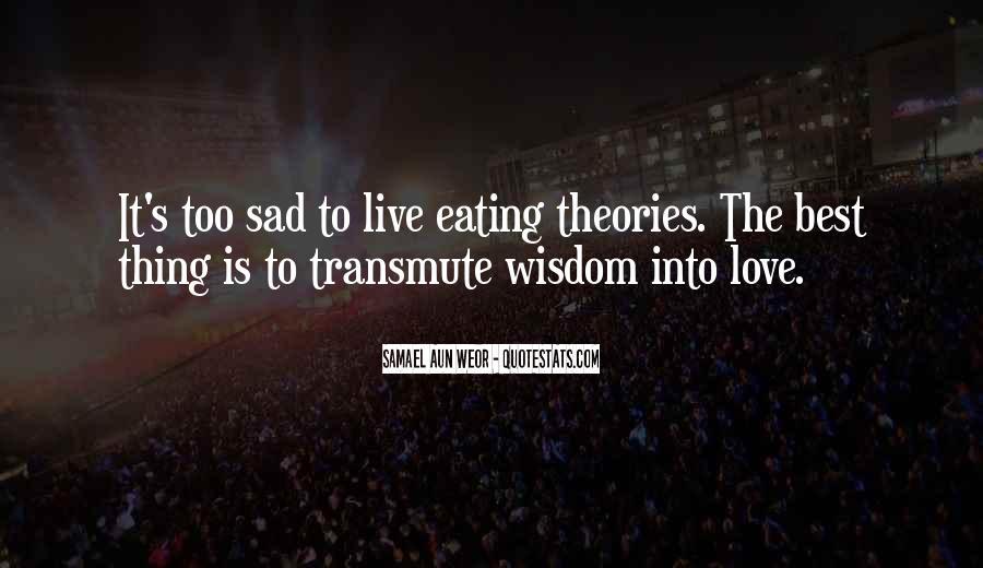 Best Sad Love Quotes #1867834
