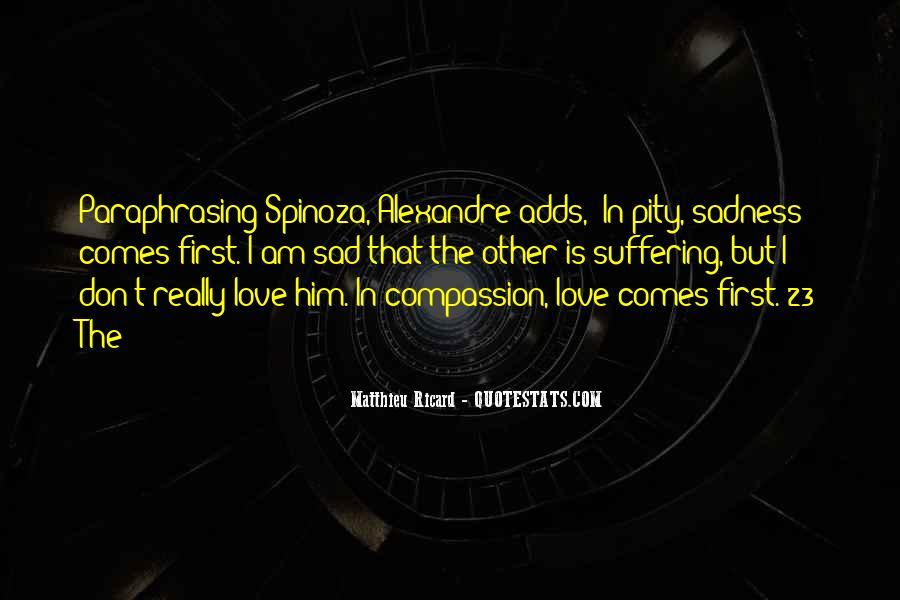 Best Sad Love Quotes #35891