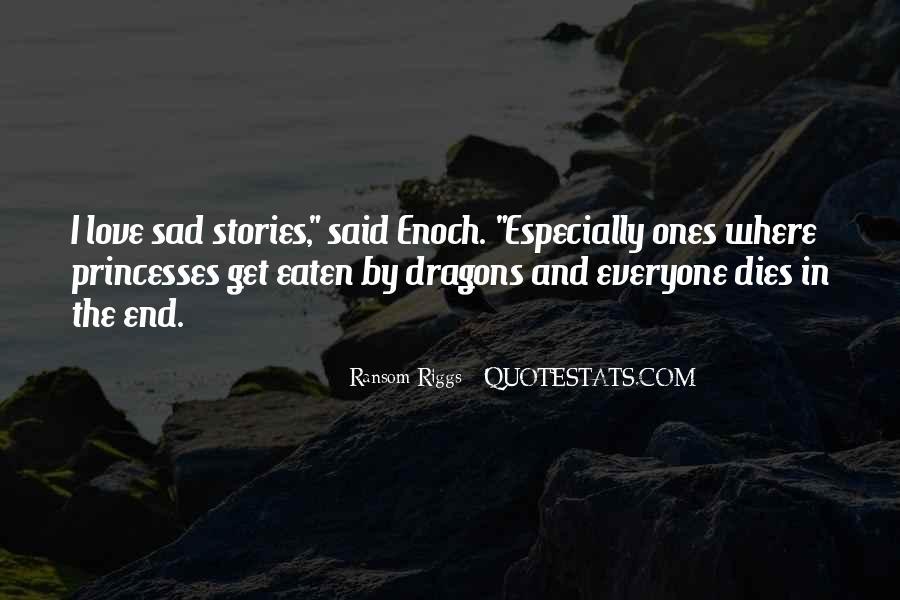 Best Sad Love Quotes #50414