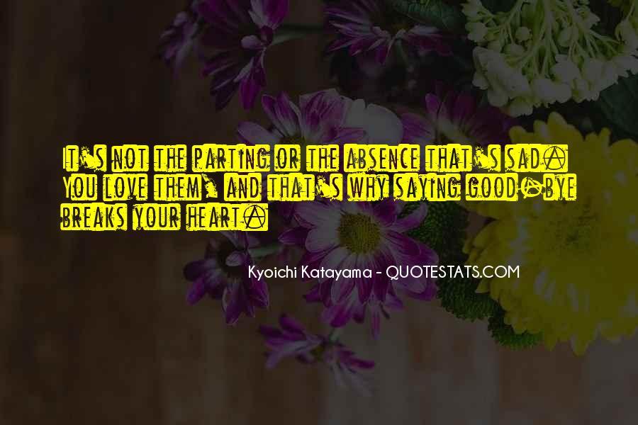 Best Sad Love Quotes #58597