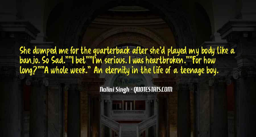 Best Sad Love Quotes #7317