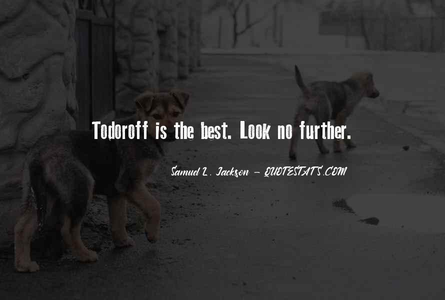 Best Samuel Jackson Quotes #1431180