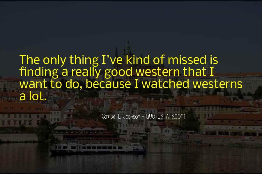 Best Samuel Jackson Quotes #162575