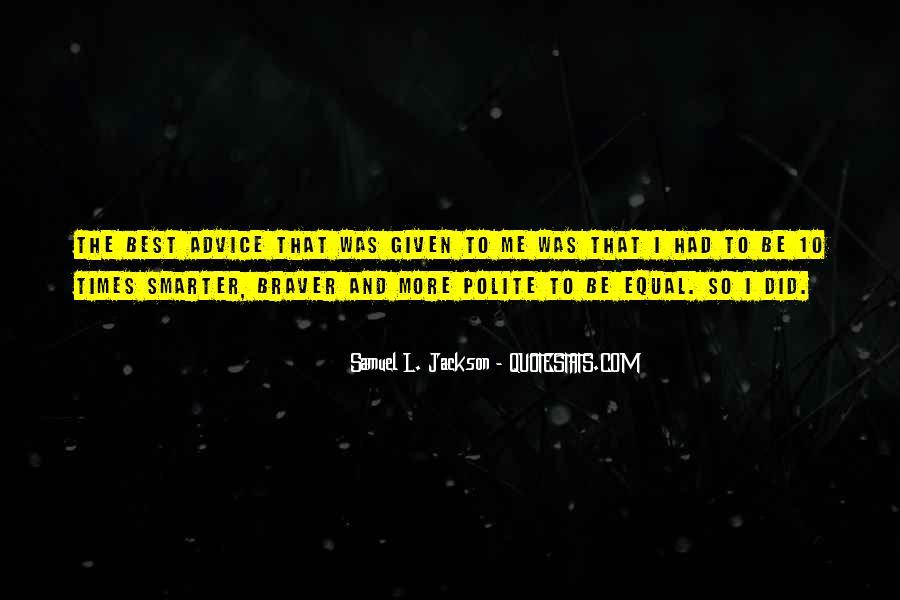 Best Samuel Jackson Quotes #1661981