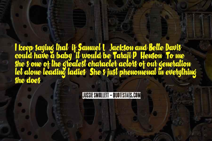 Best Samuel Jackson Quotes #302809