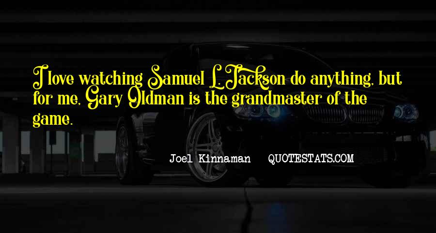 Best Samuel Jackson Quotes #848675