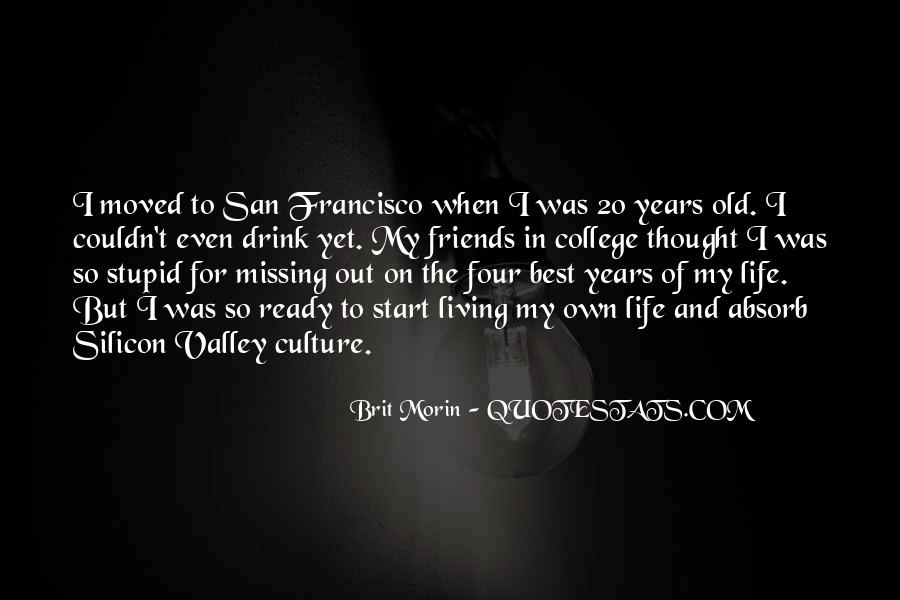 Best San Francisco Quotes #1067113