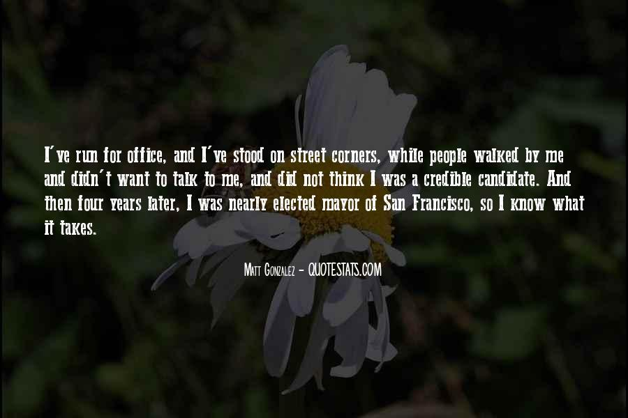 Best San Francisco Quotes #140749