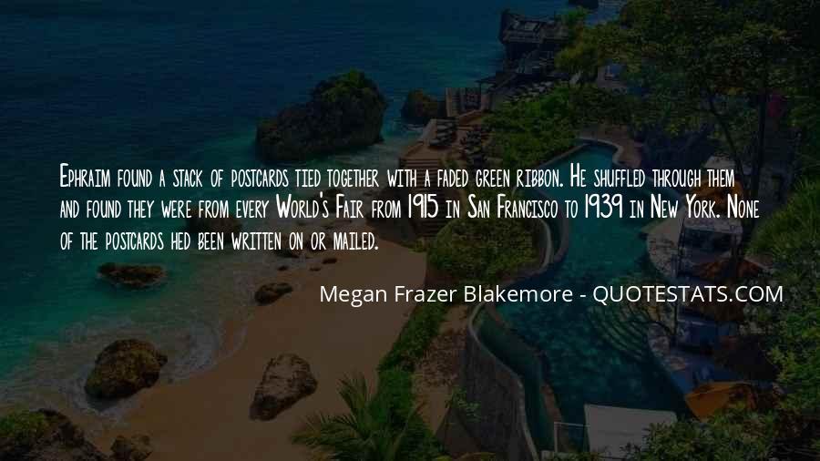 Best San Francisco Quotes #142369