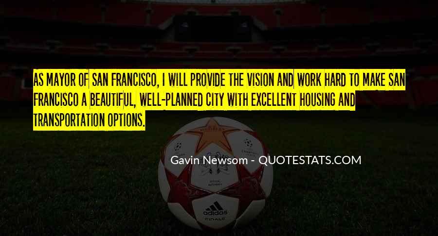 Best San Francisco Quotes #148968