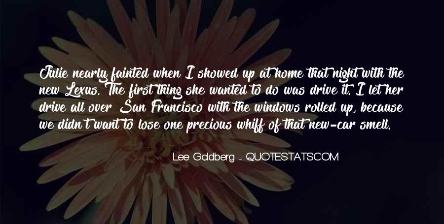 Best San Francisco Quotes #157049