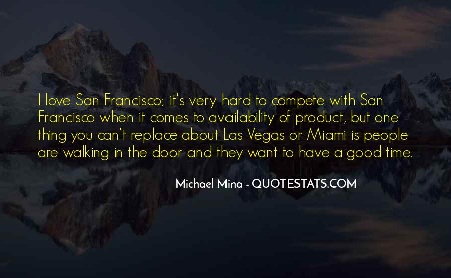 Best San Francisco Quotes #23204