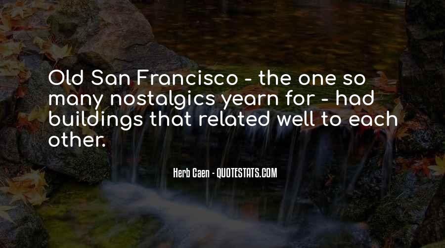 Best San Francisco Quotes #32855