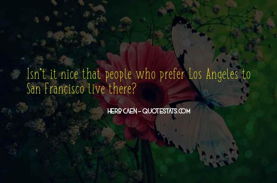 Best San Francisco Quotes #43306