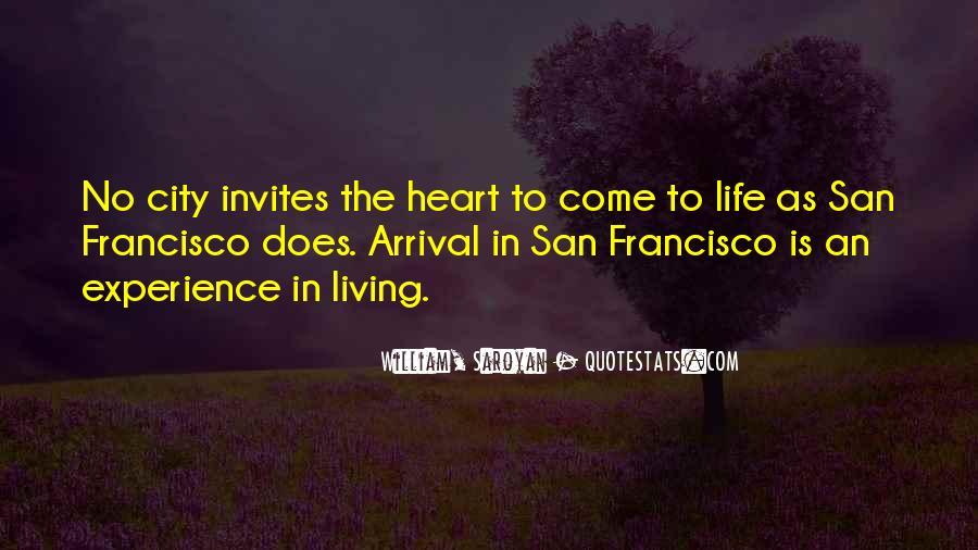 Best San Francisco Quotes #45766