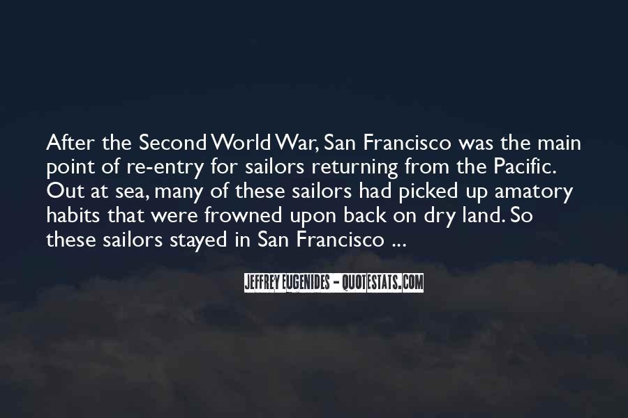 Best San Francisco Quotes #46413