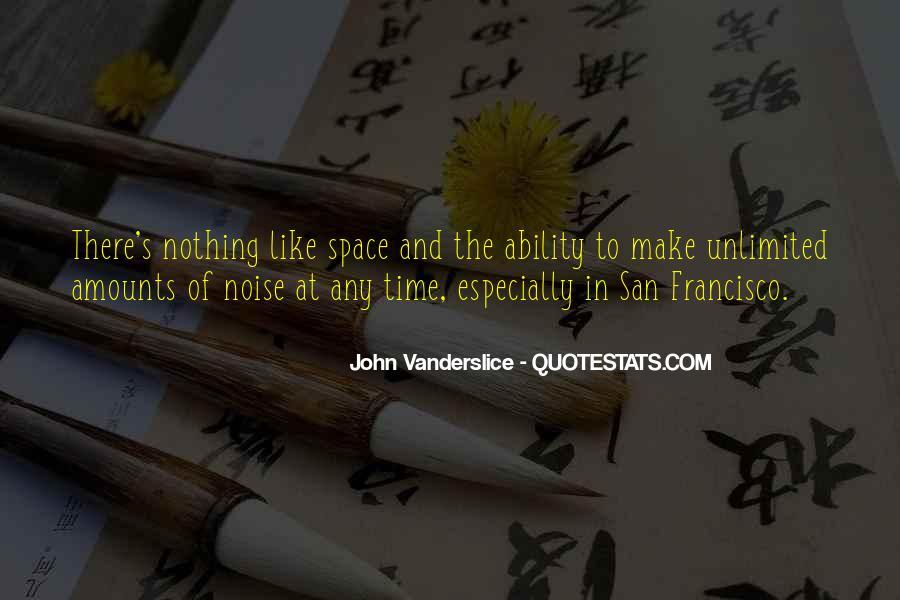 Best San Francisco Quotes #48098