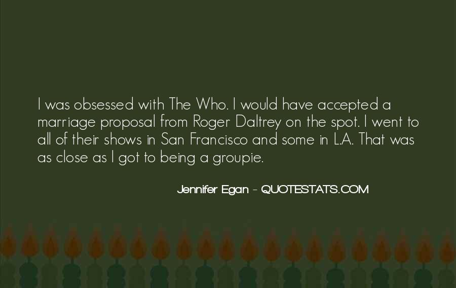 Best San Francisco Quotes #55765