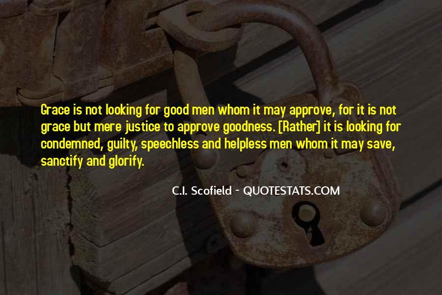 Best Scofield Quotes #1135585
