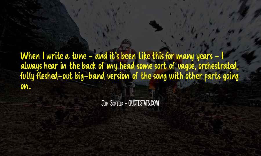 Best Scofield Quotes #473559