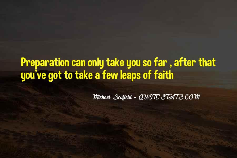 Best Scofield Quotes #547903