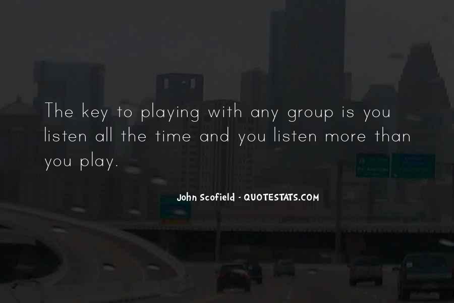 Best Scofield Quotes #616320