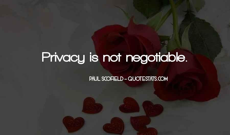 Best Scofield Quotes #702104