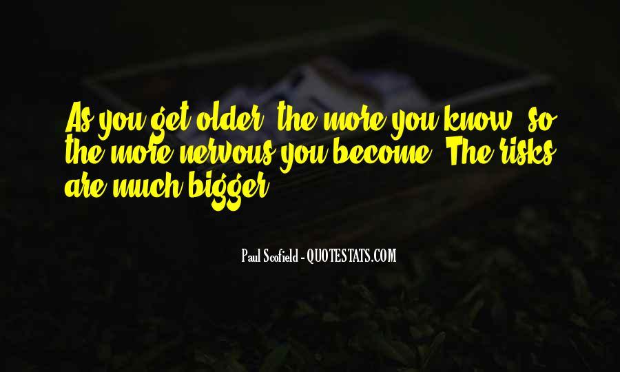 Best Scofield Quotes #795315