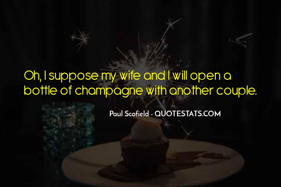 Best Scofield Quotes #892807