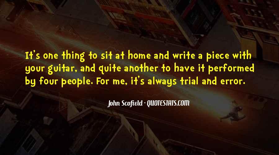 Best Scofield Quotes #974279