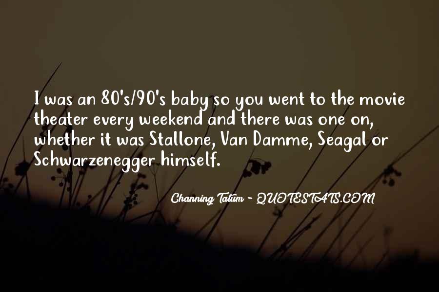 Best Seagal Movie Quotes #73658