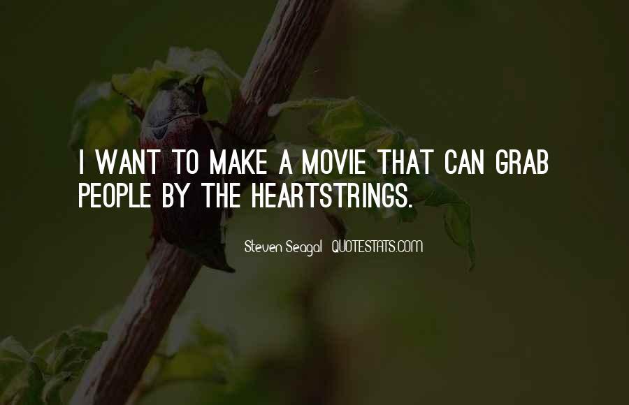 Best Seagal Movie Quotes #895502