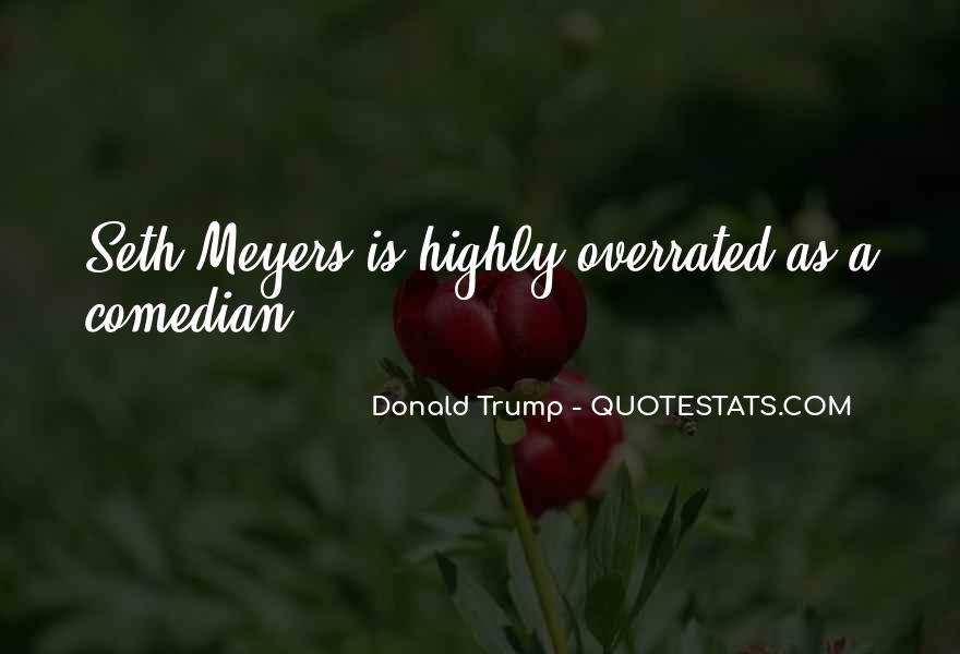 Best Seth Meyers Quotes #1388997