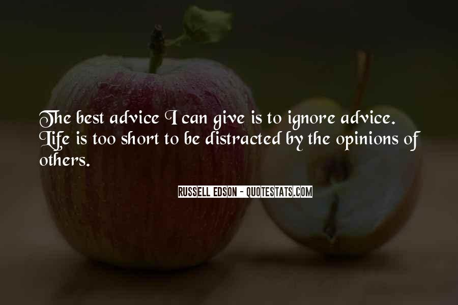 Best Short Quotes #179093