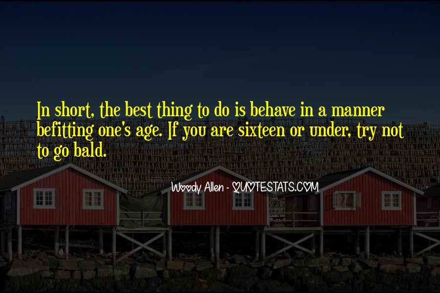 Best Short Quotes #318172