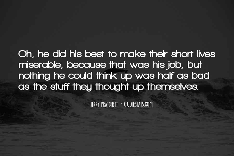 Best Short Quotes #333927