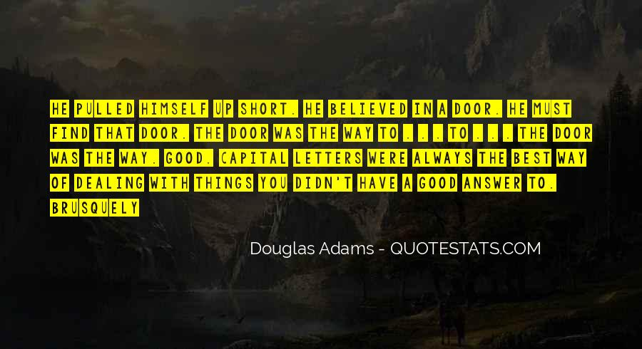 Best Short Quotes #522550