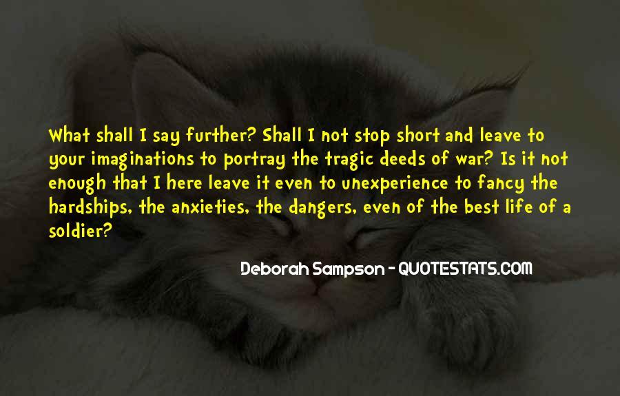 Best Short Quotes #54462