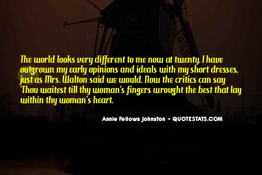 Best Short Quotes #635414