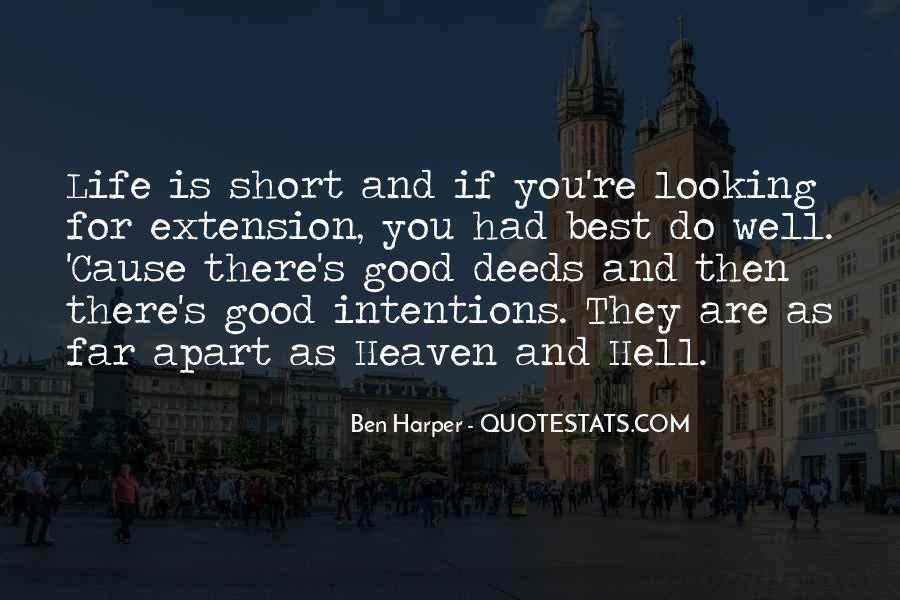 Best Short Quotes #640257