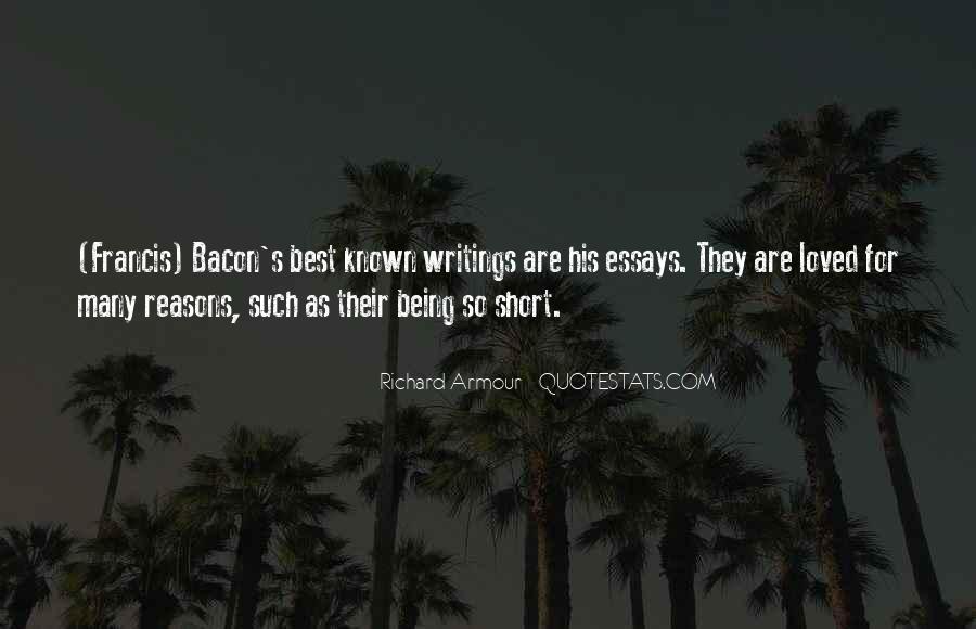 Best Short Quotes #650217